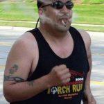 runner - out of shape