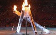 Olympic torch - thumbnail