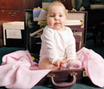 baby in briefcase - thumbnail