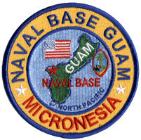 Guam navy badge