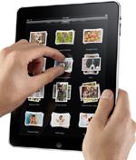 ipad - touch screen - thumbnail