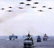8,000 drunken sailors sent on a mission to capsize Guam