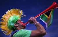 World Cup Special Offer from VFTB: Vuvuzela music lessons – Kids half price!