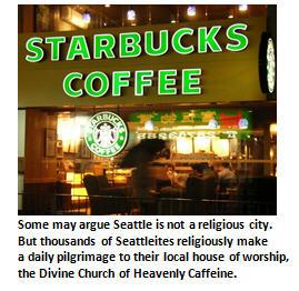 Seattle - Starbucks