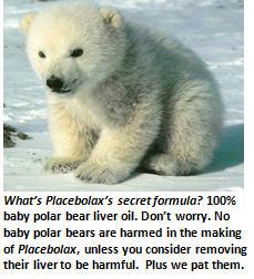 placebolax - polar bear