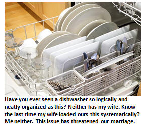 Don't let your dishwasher destroy your marriage