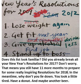 The Secret to Maintaining Your New Year's Resolutions…