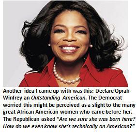 Congress - Oprah