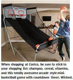 Costco - basketball