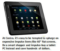 Costco - tablet pc