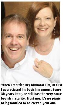 Forgotten wedding vows – a wife's rebuttal
