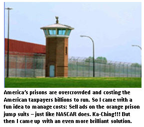 A Solution to Our Prison Problem – Soccer Balls