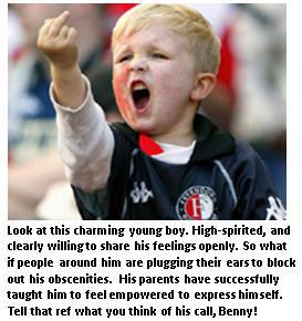 Winning - Angry boyl