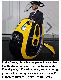 Future tech - motorcycle