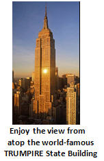 debt problem - Empire State Building