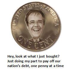 debt problem - Penny