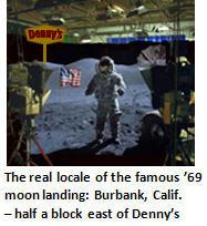 snopes - fake moon landing