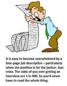 The Secret to Decoding a Job Description