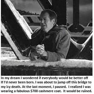 Its a wonderful life - on the bridge