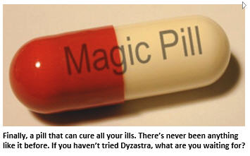 Have You Heard About Dyzastra?