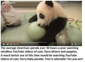 Email addiction - Panda