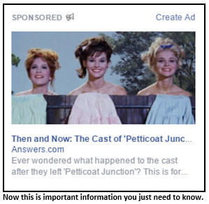 Email addiction - Petticoat Junction