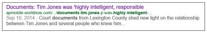 Google Tim - Intelligent