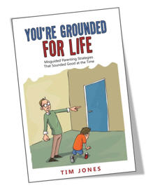 You're Grounded For Life - book cover ad graphic - small