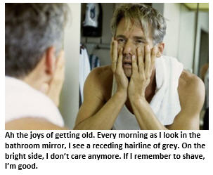 The Upside of Getting Old