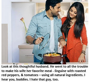 Home Cooking for Husbands Who Don't Cook