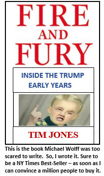 FIRE AND FURY – INSIDE THE TRUMP EARLY YEARS