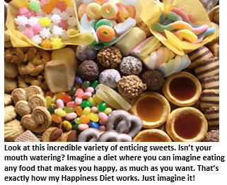 The Amazing Happiness Diet