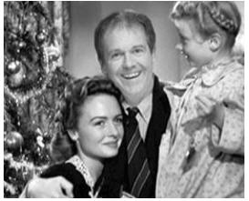 Click on the image to read another one of my favorites the story of what life for others would have been like had I never been born, in It's a Wonderful Life (but it could have been better).