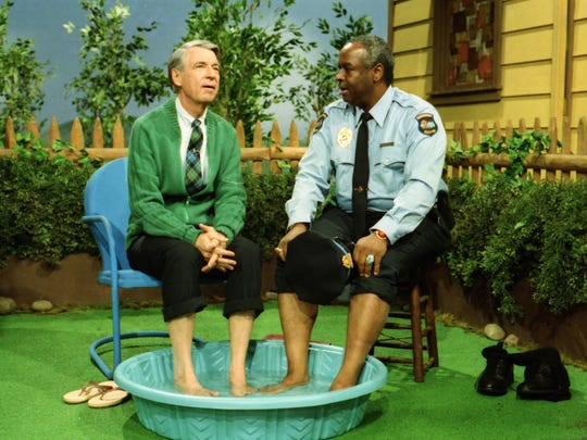 In 1969, when black Americans were still prevented from swimming alongside whites, an episode of Mister Rogers' Neighborhood broke the color barrier.